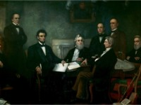 lincoln-seated-with-his-cabinet-after-signing-the-emancipation-proclamation