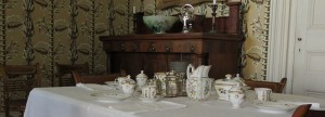 tea-set-on-table-in-rose-hill-breakfast-room