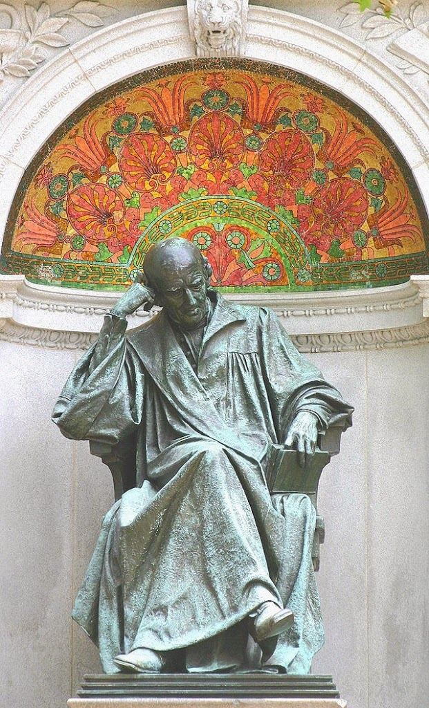 Dr. Samuel Hahnemann Memorial in Washington, D.C.