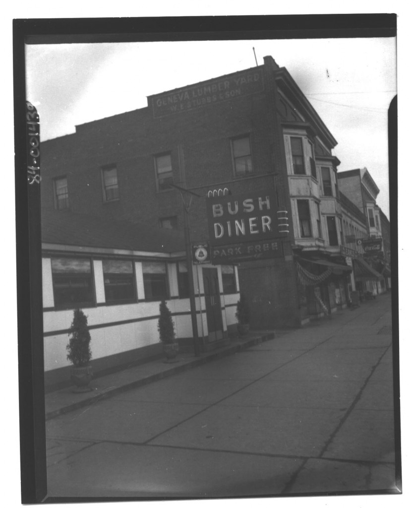 Bush Diner Geneva New York