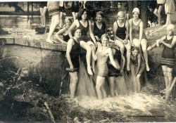 White Springs women workers swimming 72 dpi