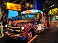multicolored-bus-in-exhibit-at-bethel-woods-museum