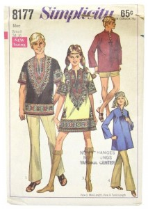 Simplicity Dashiki patterns