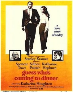 Guess Who's ComingtoDinner Movie Poster