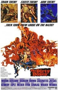 The Dirty Dozen Movie Poster