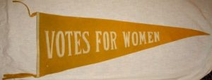 yellow-pennant-banner-with-votes-for-women-in-white-letters