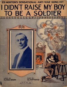 sheet-music-cover-for-i-didnt-raise-my-boy-to-be-a-soldier