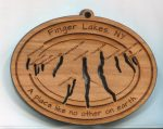 Finger Lakes Ornament