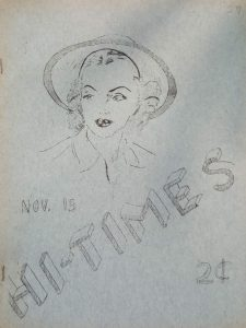 cover to Hi-Times