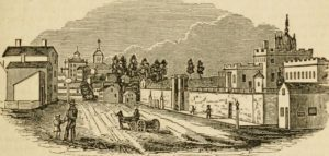 1821-view-of-auburn-state-prison