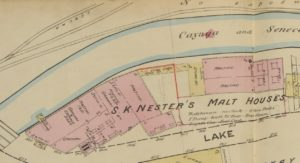 Map-of-nestors-malthouse-between-lake-and-canal