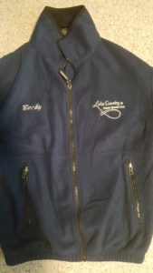 jacket from Lake Country Figure Skating Club