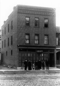 Salvation Army Headquarters 387 Exchange Street In 1897
