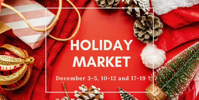 Holiday Market Homepage!
