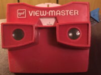 red view-master viewer